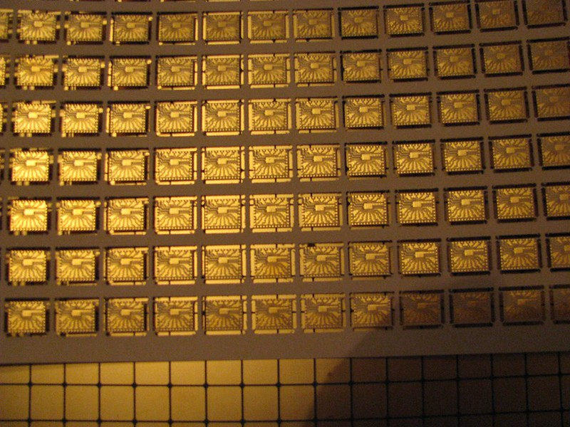 A PCB. Photo by ELTOS S.p.A. Elettronica Toscana - PCB manufacturer since 1980 on Flickr.