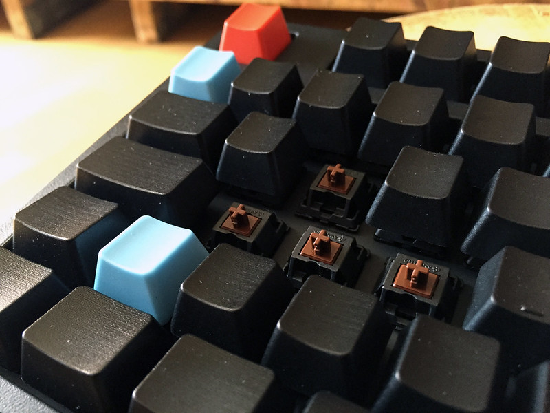 Mechanical Switches. Photo by sndredjdn on Flickr.