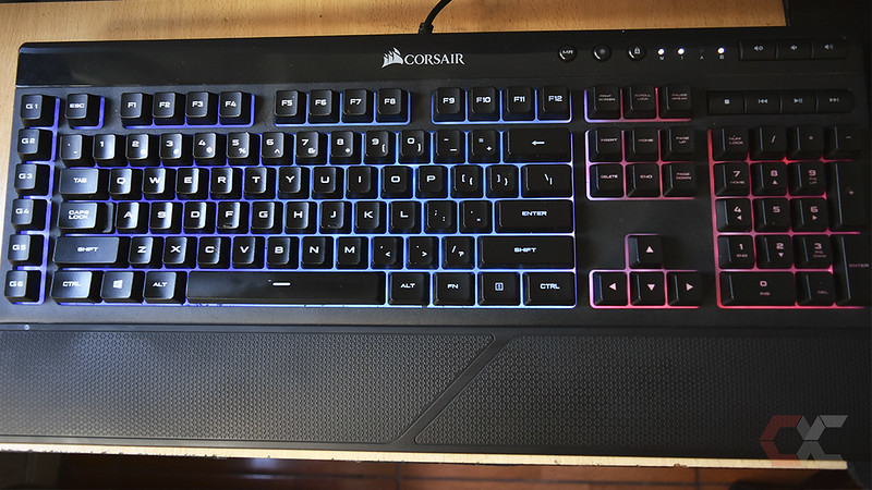 Corsair K55. Photo by Over Cluster on Flickr.